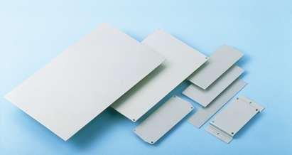 stampare su pannelli d'alluminio