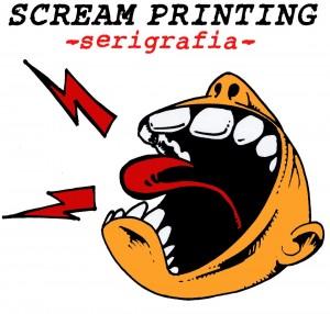 Scream Printing Serigrafia Roma