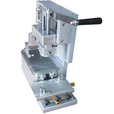 macchina tampografica per stampa su oggetti