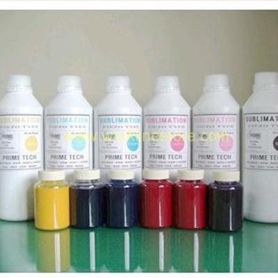 inchiostri per stampa sublimatica