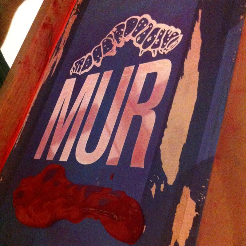 workshop di serigrafia a Milano con Associazione MUR