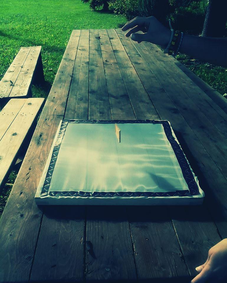 Tundra Stamperia sviluppa telai serigrafici col sole