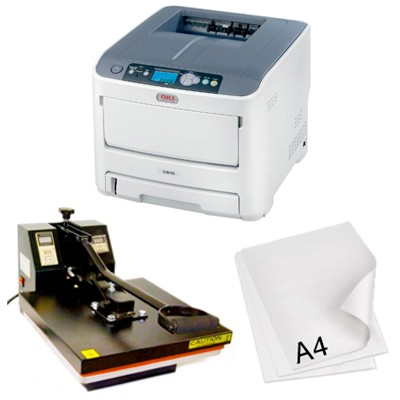 materiali per stampa transfer
