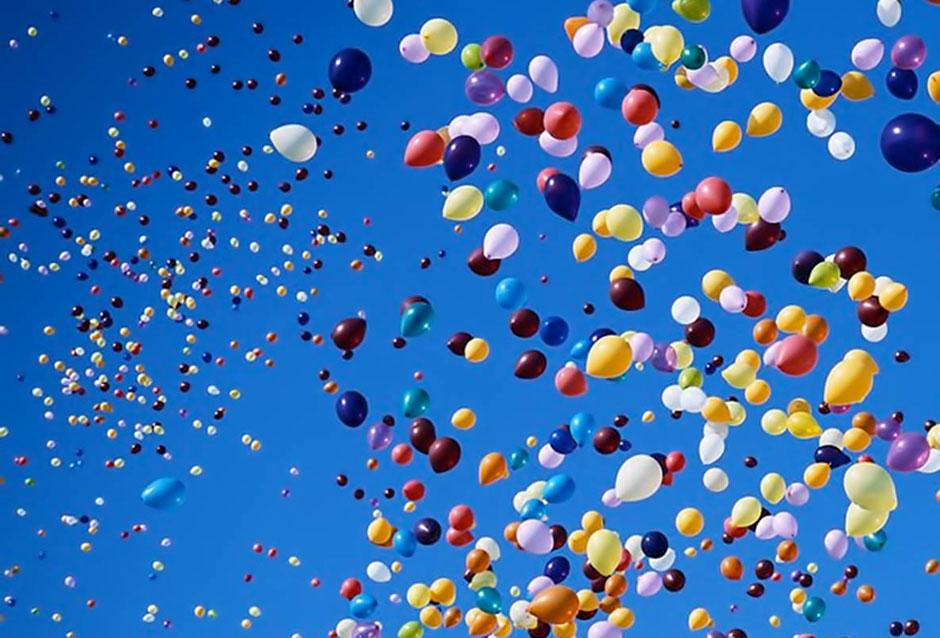 Come stampare sui palloncini in lattice di neoprene - Immagine con palloncini ...