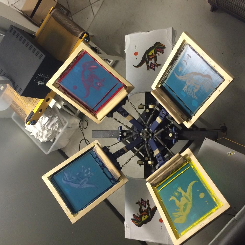 stampa serigrafica a trieste perpetual lab