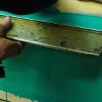 preparare un telaio per serigrafia