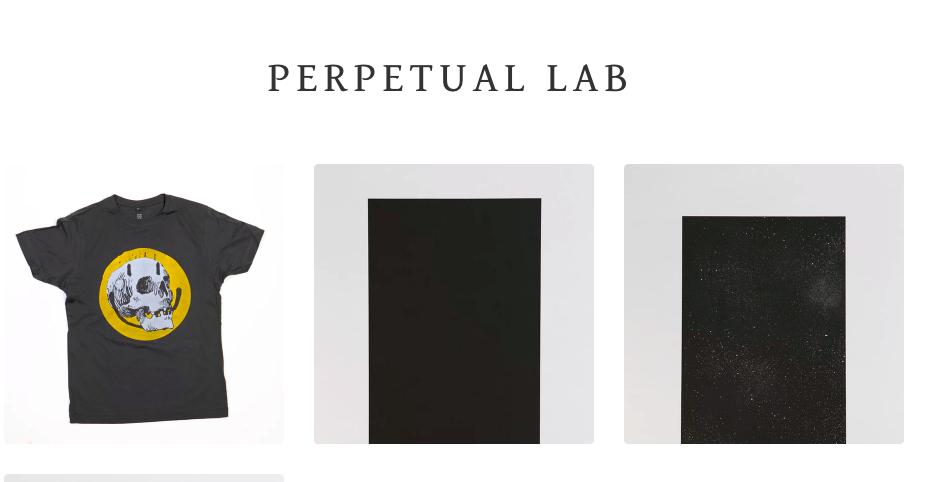 Perpetual Lab Serigrafia