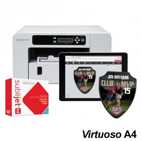 sublimazione stampa sistema virtuoso