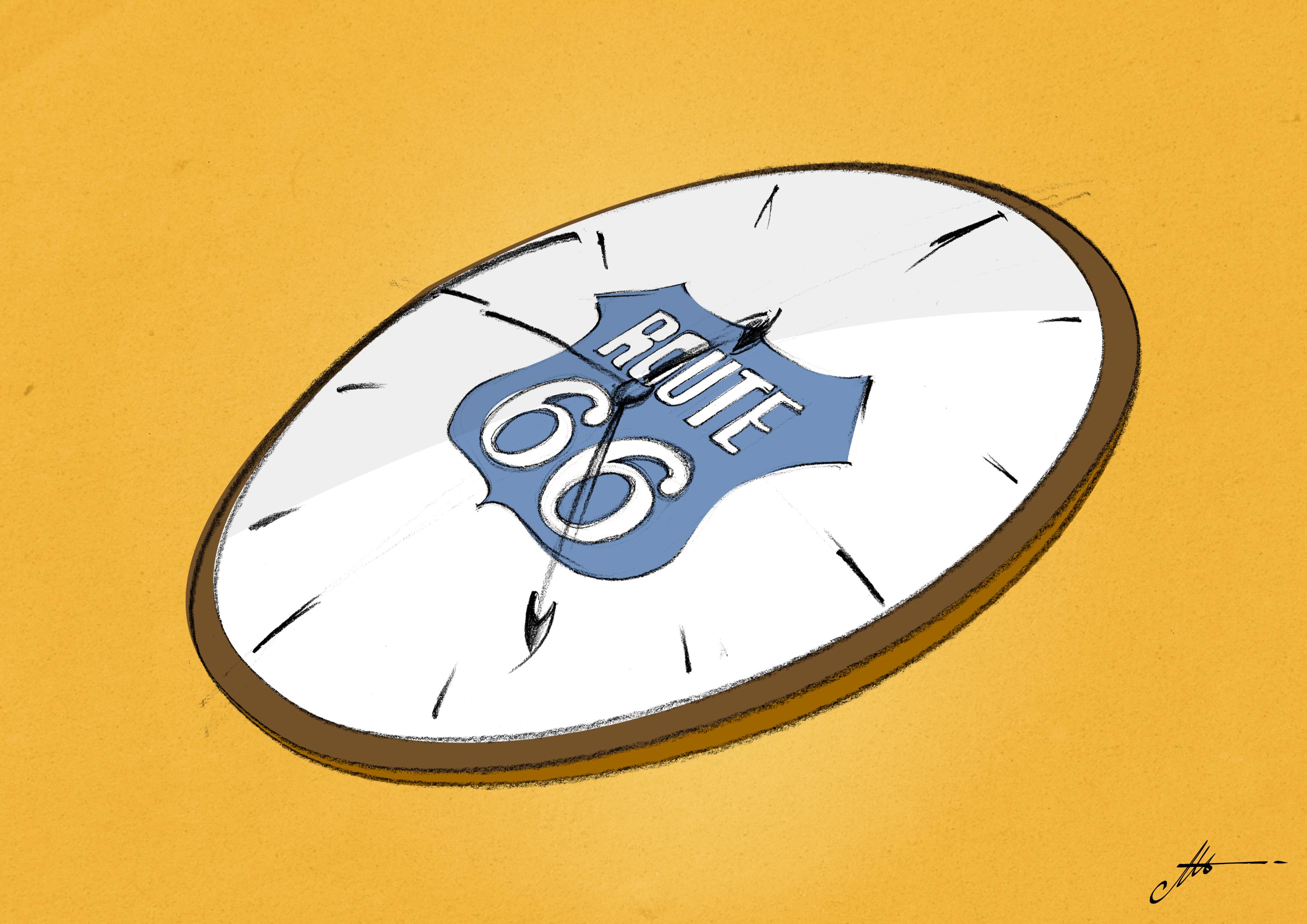 serigrafare sui quadranti degli orologi