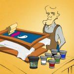 aprire un laboratorio di serigrafia