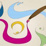 colori serigrafia a pennello