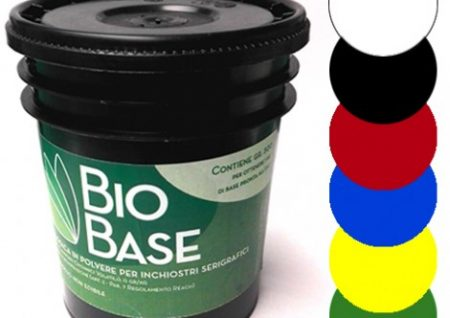 inchiostri ecologici serigrafia biobase