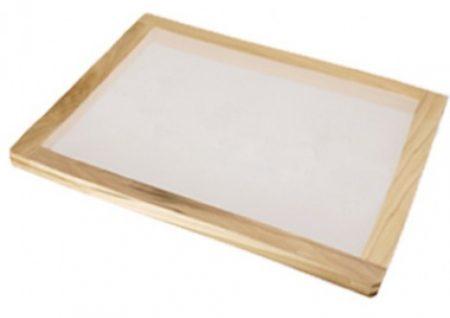 telaio tesato legno