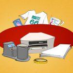lista completa dell'attrezzatura necessaria stampare sublimazione