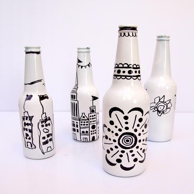 stampare fotografie su bottiglie sublimazione