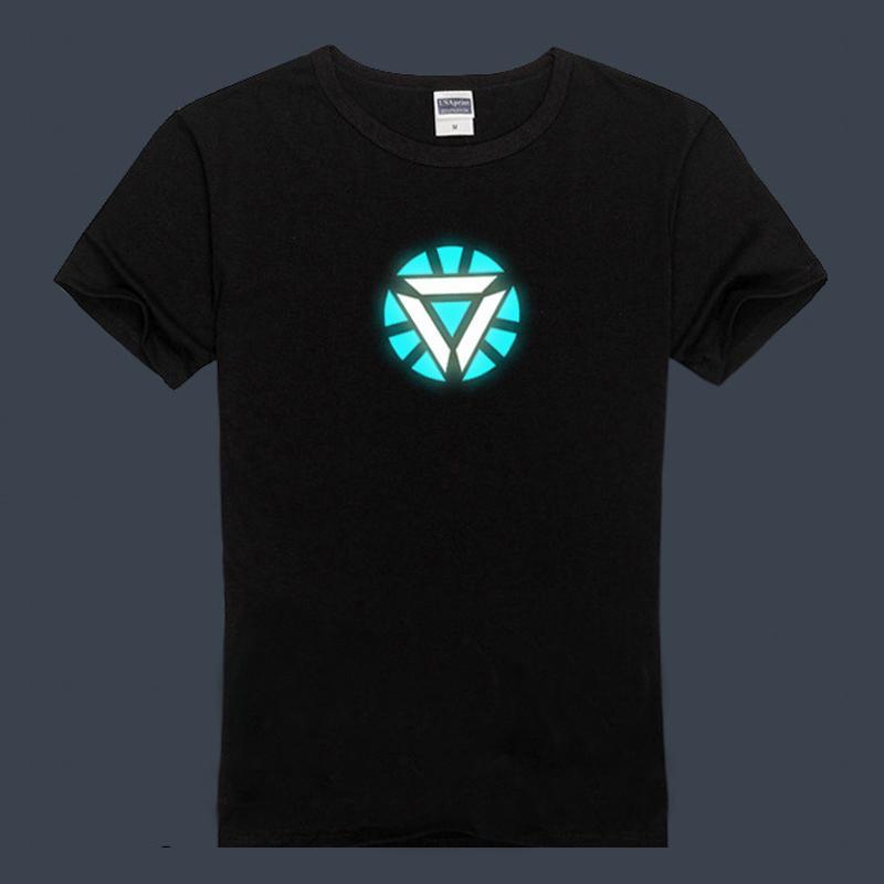 stampa su tshirt per effetto fosforescente